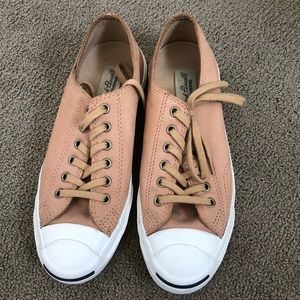 Converse Jack Purcell soft leather low top